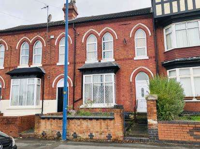 House for sale in Bearwood Road, Smethwick, Birmingham, West Midlands