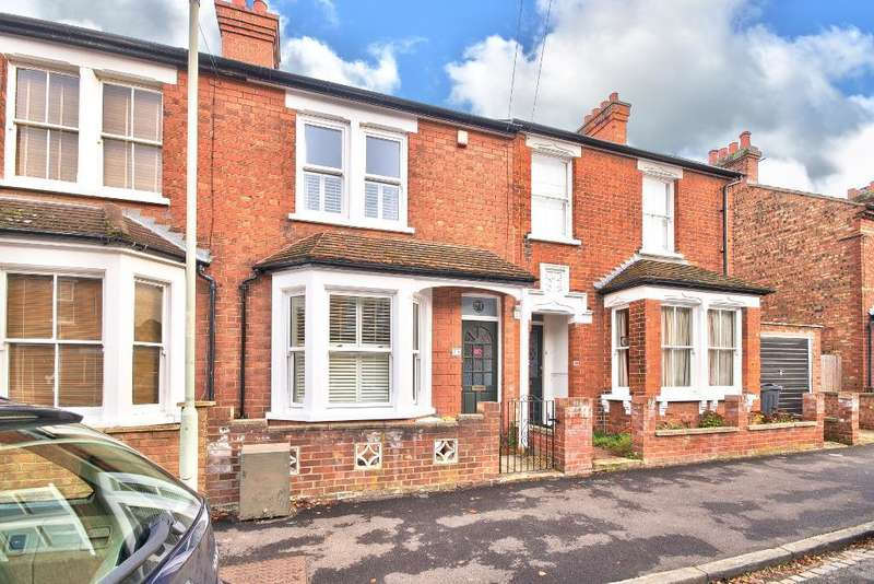 3 Bedrooms Terraced House for sale in George Street, Bedford, MK40 3SQ