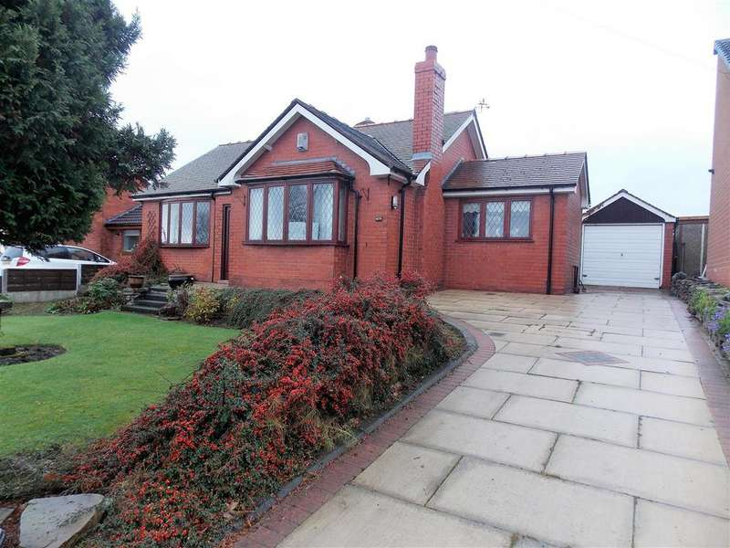 3 Bedrooms Detached Bungalow for sale in North Road, Atherton, Manchester