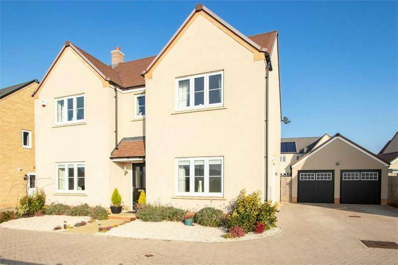 4 Bedrooms Detached House for sale in Franklin Road, Alderton, Tewkesbury