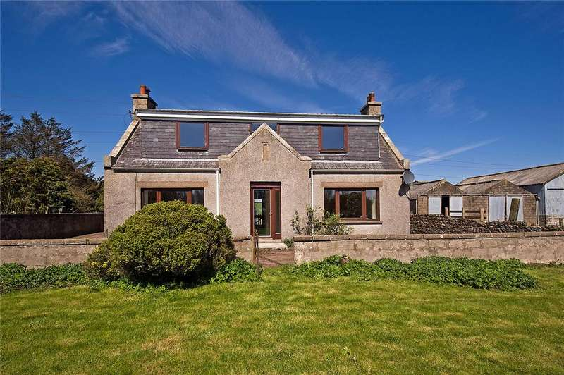 3 Bedrooms Detached House for sale in Greystone, Hatton, Peterhead, Aberdeenshire