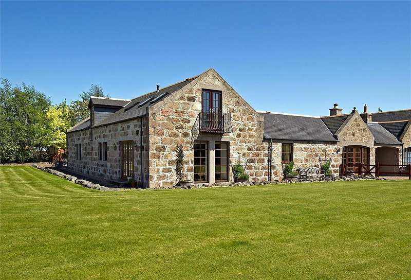 4 Bedrooms House for sale in Mill of Haugh, Strachan, Banchory, Kincardineshire