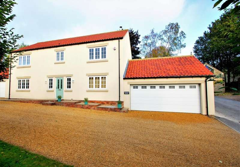 4 Bedrooms Detached House for sale in High Street, South Milford, Leeds