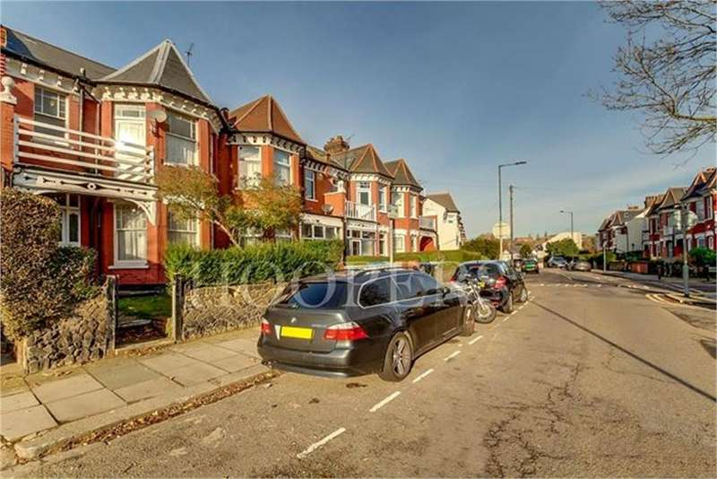 3 Bedrooms Terraced House for sale in Aberdeen Road, London, NW10
