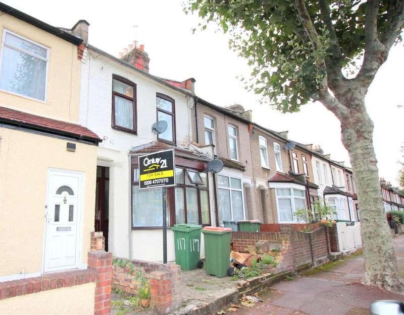 2 Bedrooms Terraced House for sale in Landseer Avenue, Manor Park, E12