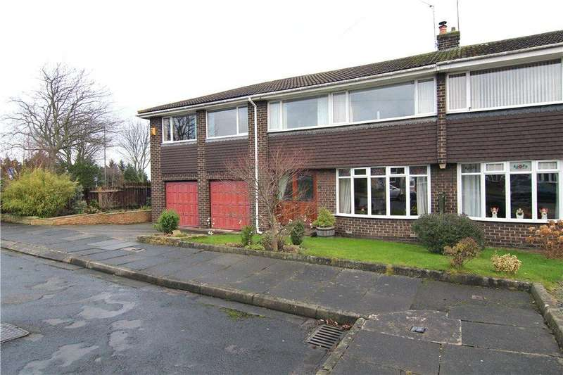 5 Bedrooms Semi Detached House for sale in Lichfield Road, Newton Hall, DH1