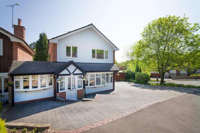 3 Bedrooms Detached House for sale in Lickey Coppice, Cofton Hackett, Birmingham