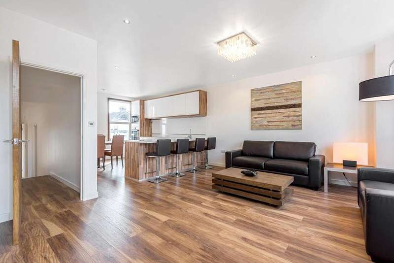 3 Bedrooms Flat for sale in Brixton Hill, Brixton Hill