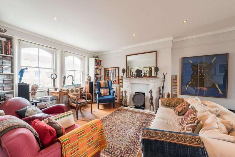 3 Bedrooms Apartment Flat for sale in Parkhill Road, NW3