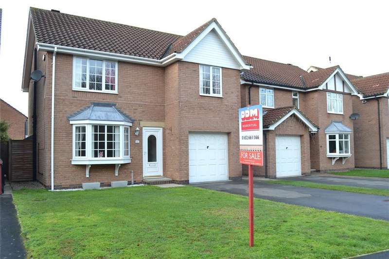 4 Bedrooms Detached House for sale in Maltkiln Road, Barton-Upon-Humber, North Lincolnshire, DN18