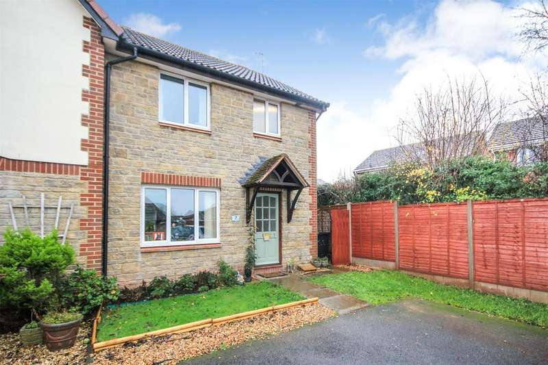 3 Bedrooms Semi Detached House for sale in Kenilworth Close, Belmont, Hereford, HR2