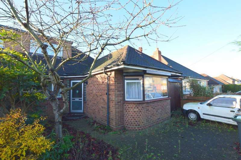 3 Bedrooms Bungalow for sale in Ashcroft Road, Stopsley, Luton, LU2 9AE