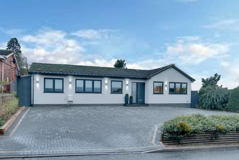 4 Bedrooms Detached Bungalow for sale in Whitford Road, Bromsgrove, B61 7ED