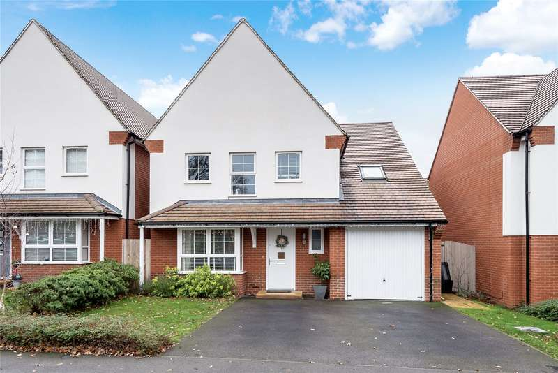 5 Bedrooms Detached House for sale in London Road, Wokingham, Berkshire, RG40