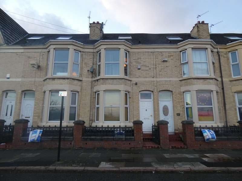 5 Bedrooms Terraced House for sale in Jubilee Drive, Liverpool, Merseyside, L7