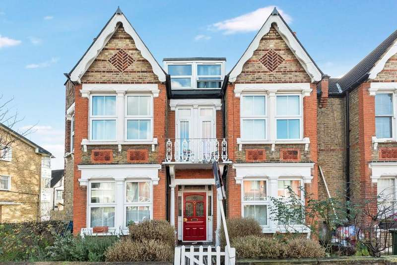 6 Bedrooms End Of Terrace House for sale in Pendle Road, Furzedown