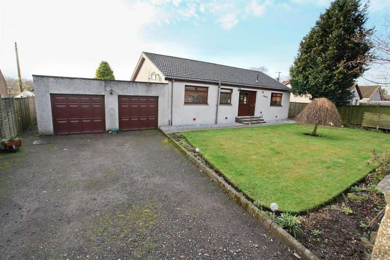 3 Bedrooms Detached Bungalow for sale in Kirkforthar, Markinch, Glenrothes