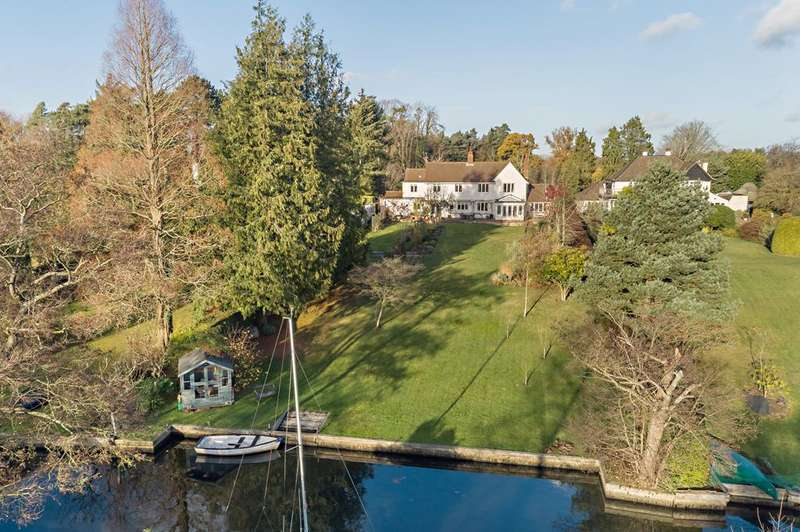4 Bedrooms Detached House for sale in Horning
