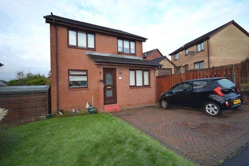 4 Bedrooms Detached House for sale in 38 Grangenuek Gardens, Cumbernauld G68
