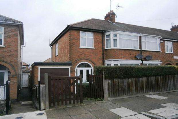 3 Bedrooms Semi Detached House for sale in Middlesex Road, Aylestone, Leicester, LE2