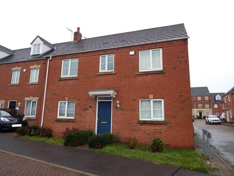 3 Bedrooms Detached House for rent in Mardling Avenue, Bestwood, Nottingham