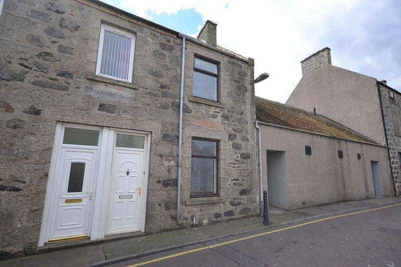 2 Bedrooms Terraced House for sale in Love Lane, Fraserburgh AB43