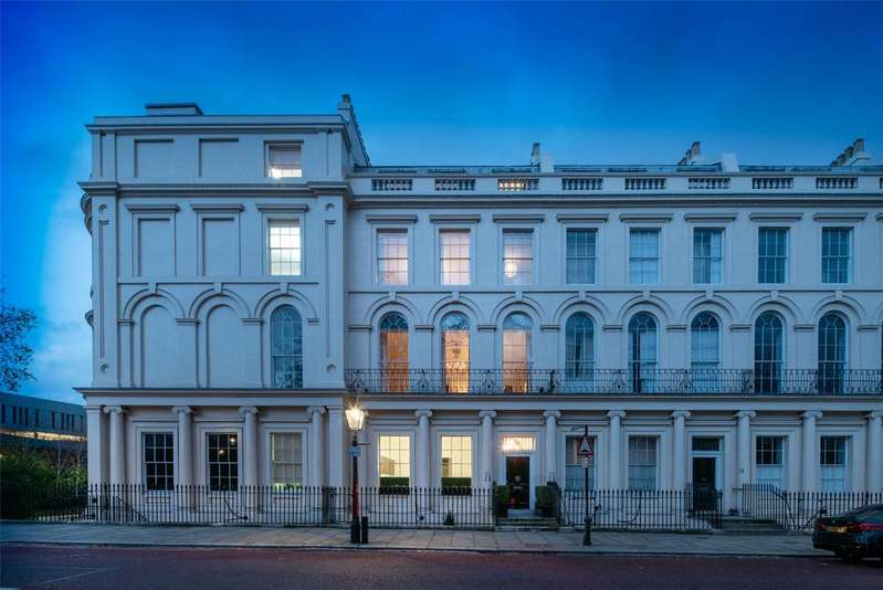 5 Bedrooms Terraced House for sale in Park Square East, Regent's Park, London, NW1