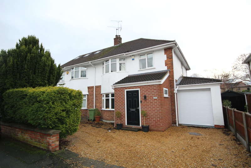 3 Bedrooms Semi Detached House for sale in Woodlands Drive, Hoole