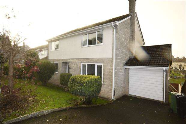 4 Bedrooms Detached House for sale in Brookside, Paulton, BRISTOL, BS39 7YR