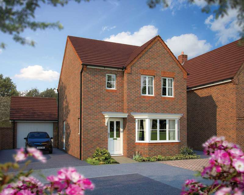 3 Bedrooms Detached House for sale in Moreteyne Park, Marston Moretaine