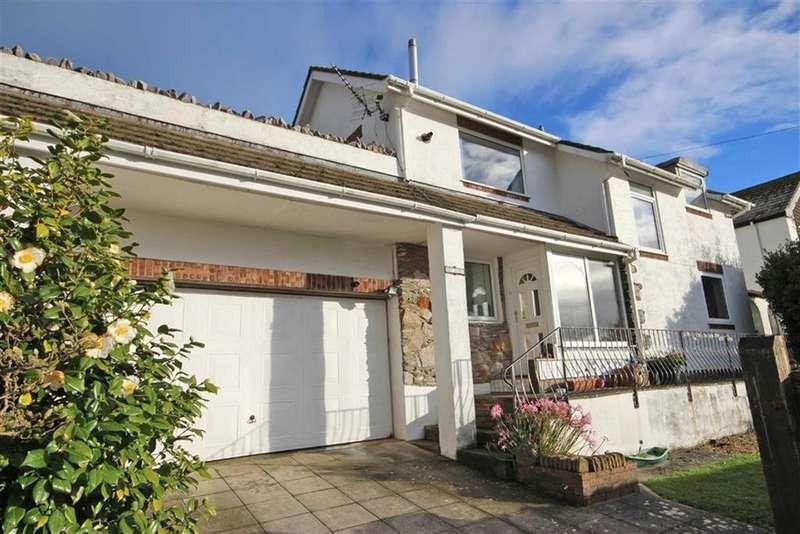 4 Bedrooms Detached House for sale in South Furzeham Road, Furzeham, Brixham, TQ5