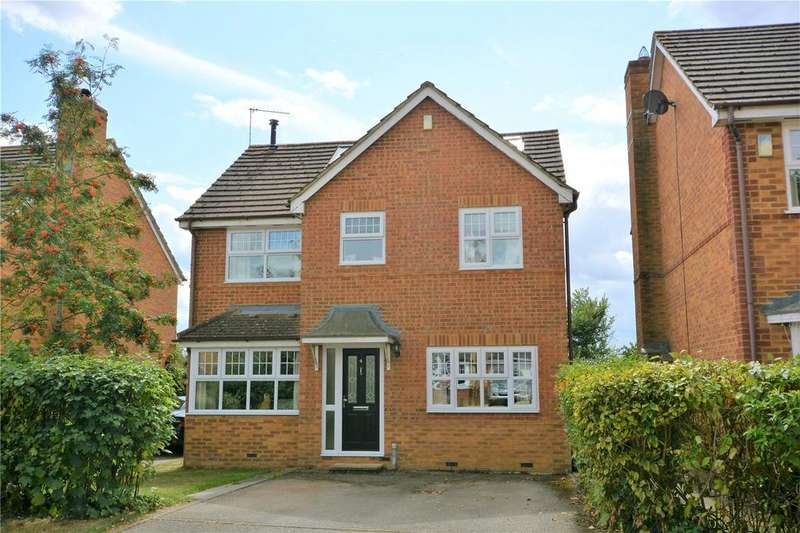 5 Bedrooms Detached House for sale in Lansdowne Gardens, Spencers Wood, Reading, Berkshire, RG7