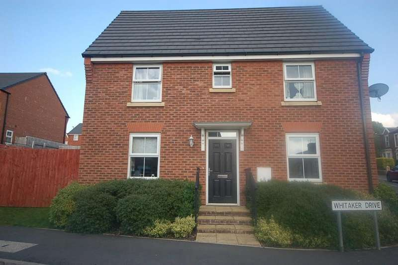 3 Bedrooms Semi Detached House for sale in Whitaker Drive, Blackburn