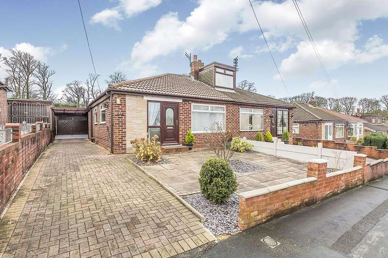 2 Bedrooms Semi Detached Bungalow for sale in Bleasdale Avenue, Kirkham, Preston, PR4