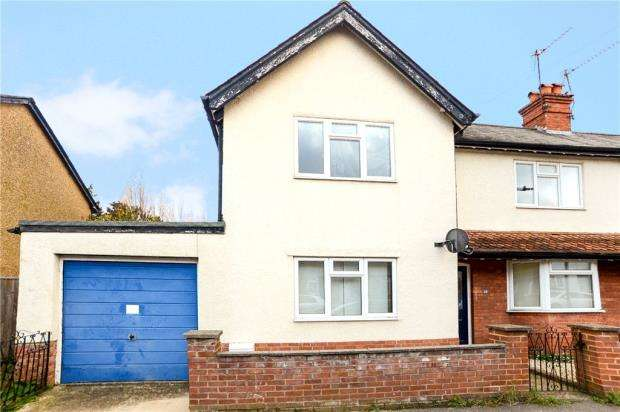 3 Bedrooms Semi Detached House for sale in Raymond Road, Maidenhead, Berkshire