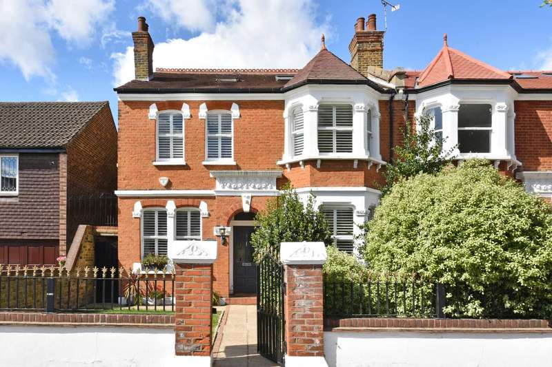 6 Bedrooms House for sale in Sherborne Gardens, Ealing