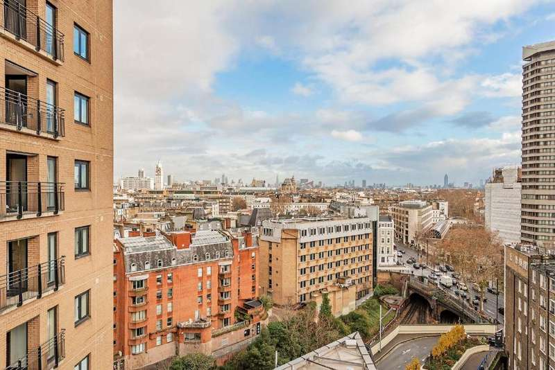 2 Bedrooms Flat for sale in Cromwell Road, South Kensington