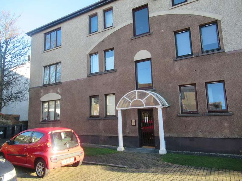 1 Bedroom Ground Flat for sale in Caledonia Court KA22