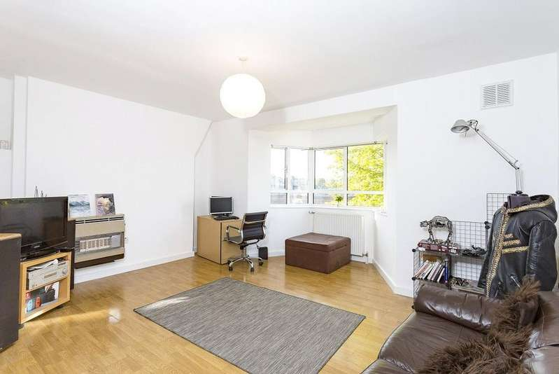2 Bedrooms Flat for sale in Phillips House, Brecknock Road Estate, Brecknock Road, London, N19