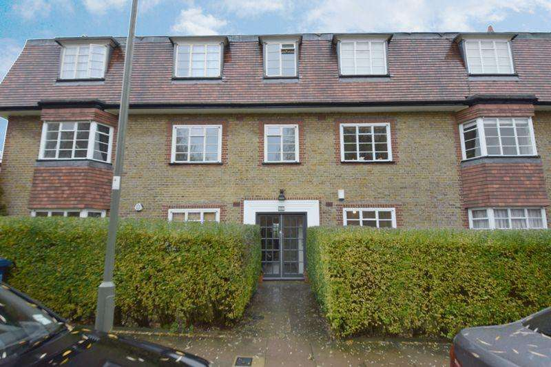2 Bedrooms Apartment Flat for sale in Denison Close, Hampstead Garden Suburb, London N2