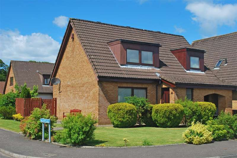 4 Bedrooms Detached House for sale in Ferguson Drive, Falkirk
