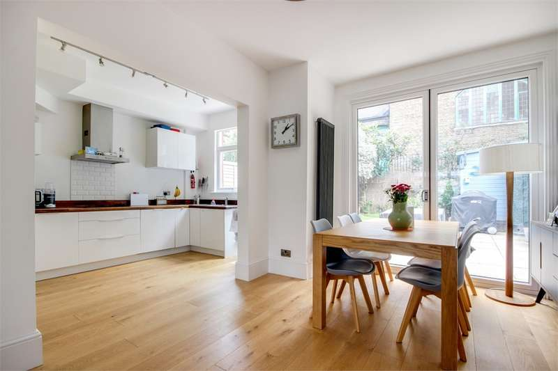 4 Bedrooms End Of Terrace House for sale in Rectory Gardens, Crouch End, London