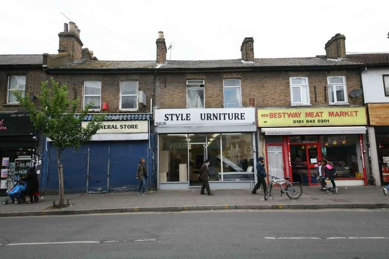2 Bedrooms Retail Property (high Street) Commercial for sale in King Street, Southall, Middlesex, UB2