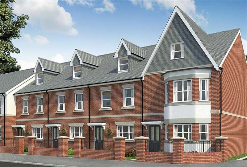 4 Bedrooms End Of Terrace House for sale in Wilmslow Road, Handforth