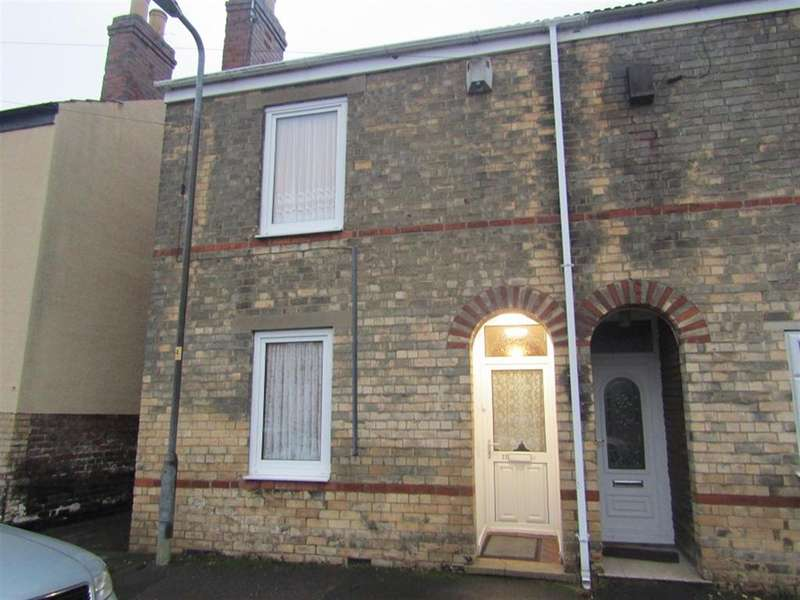 2 Bedrooms Semi Detached House for sale in Arkwright Street, Gainsborough, DN21 2QJ