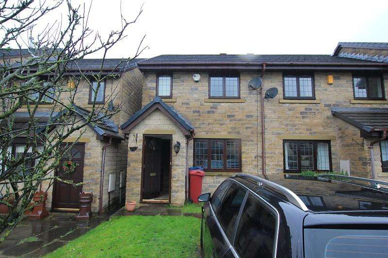 2 Bedrooms End Of Terrace House for sale in Woodlands Park, Whalley, Clitheroe, Lancashire. BB7 9UG