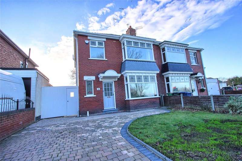 3 Bedrooms Semi Detached House for sale in Corporation Road, Redcar
