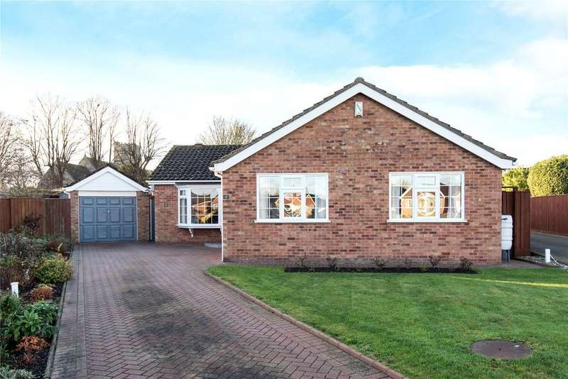 3 Bedrooms Detached Bungalow for sale in Towell Close, Boston, PE21