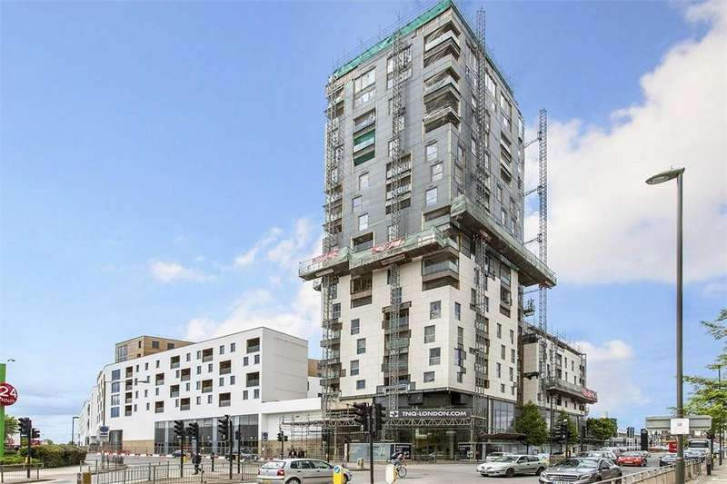 2 Bedrooms Flat for sale in TNQ, Capitol Way, Colindale