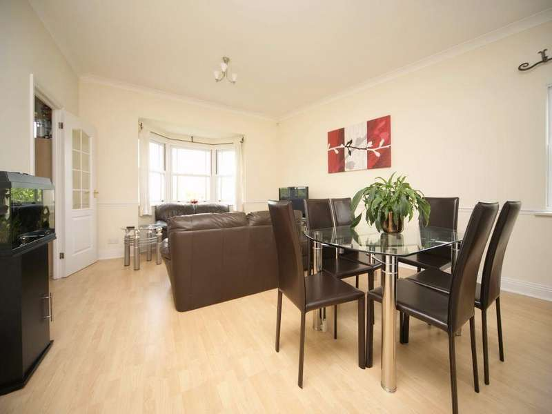 2 Bedrooms Flat for sale in Raleigh Court, Clarence Mews, LONDON